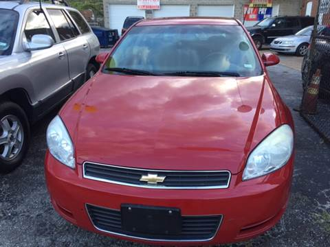 2007 Chevrolet Impala for sale at STL AutoPlaza in Saint Louis MO