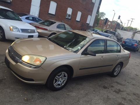 2004 Chevrolet Malibu for sale at STL AutoPlaza in Saint Louis MO