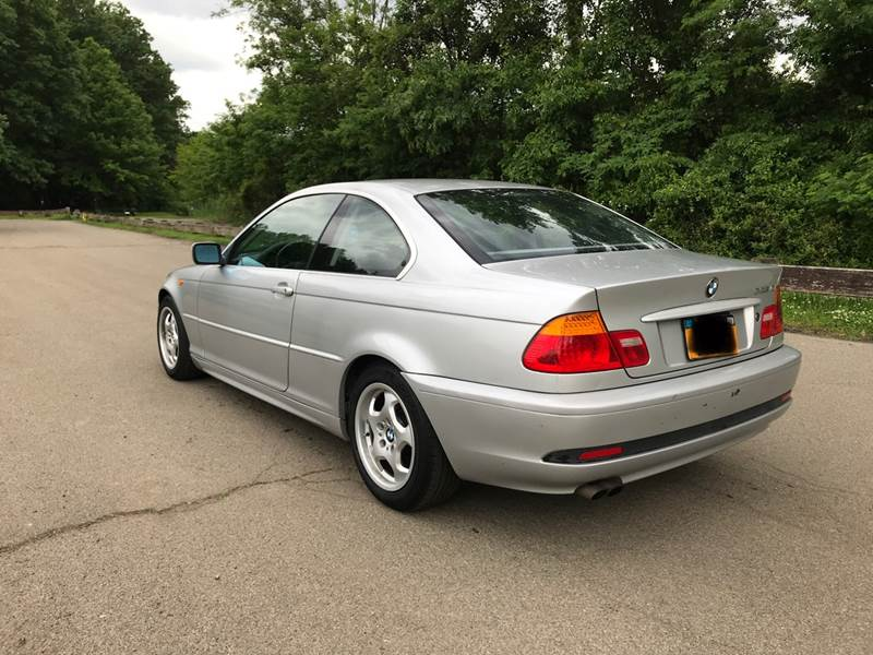 2004 Bmw 3 Series 325Ci 2dr Coupe In Staten Island NY - H&H Finest Cars