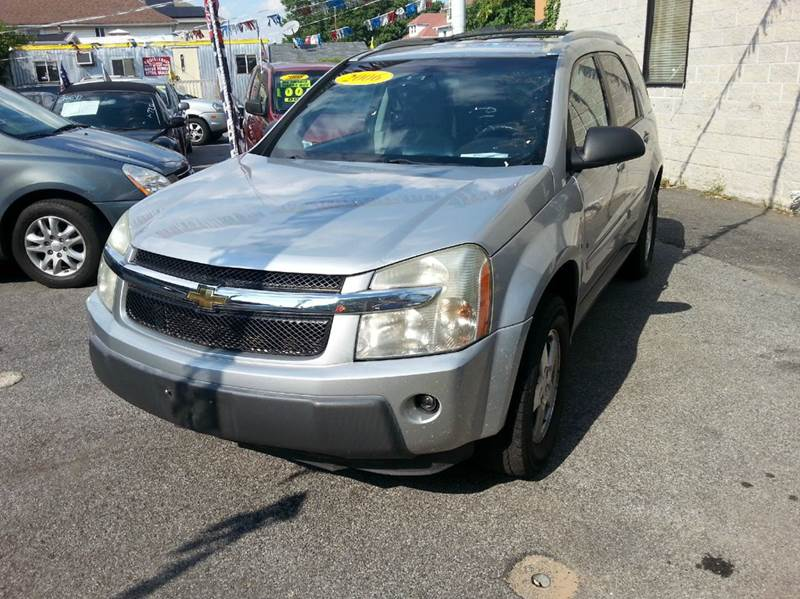 2006 chevrolet equinox lt awd 4dr suv in staten island ny. Black Bedroom Furniture Sets. Home Design Ideas