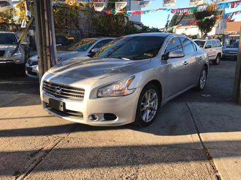 2009 Nissan Maxima for sale in Staten Island, NY
