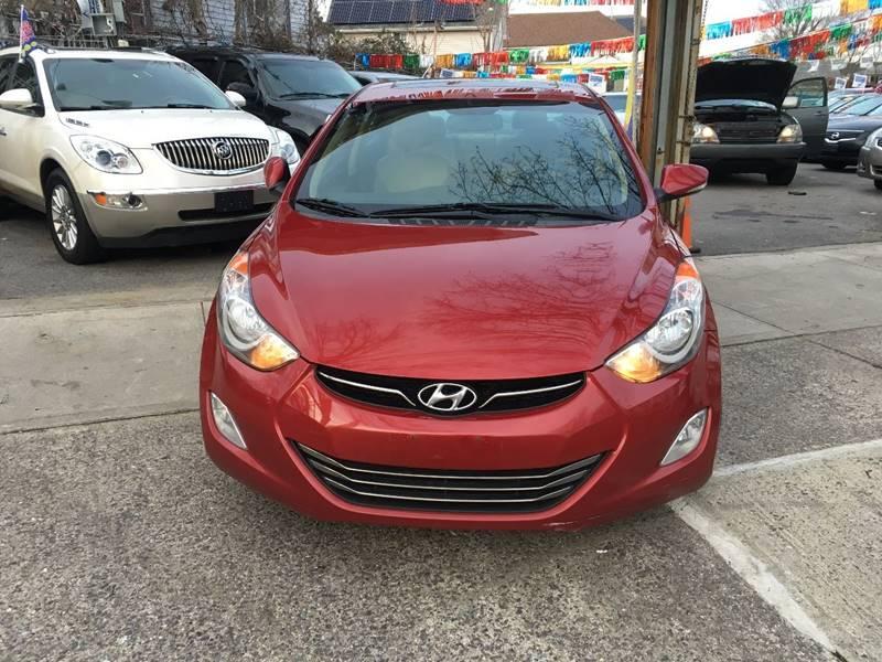 2012 Hyundai Elantra Limited 4dr Sedan   Staten Island NY