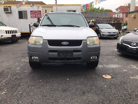 2002 Ford Escape for sale in Staten Island, NY