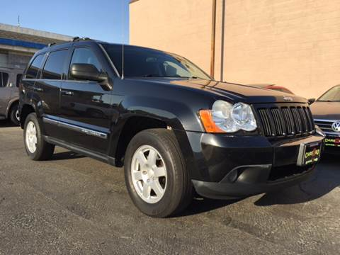 2010 Jeep Grand Cherokee for sale in Clovis, CA