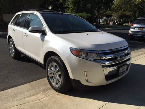 2013 Ford Edge for sale in Clovis, CA