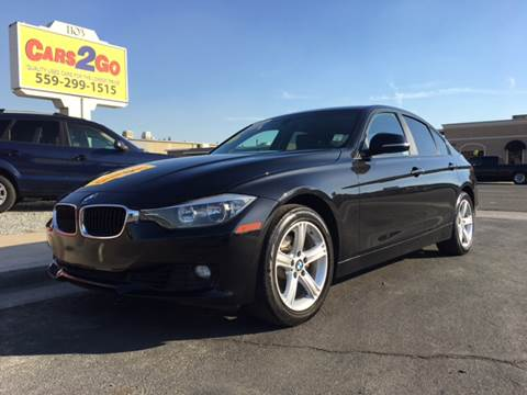 2012 BMW 3 Series for sale at Cars 2 Go in Clovis CA