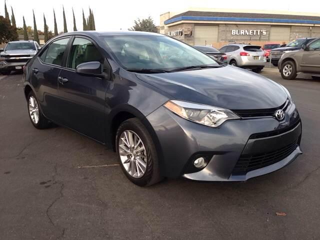 2015 Toyota Corolla for sale at Cars 2 Go in Clovis CA