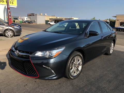 2015 Toyota Camry for sale at Cars 2 Go in Clovis CA