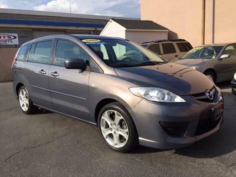 2008 Mazda MAZDA5 for sale at Cars 2 Go in Clovis CA