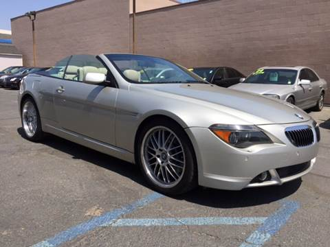 2004 BMW 6 Series for sale at Cars 2 Go in Clovis CA