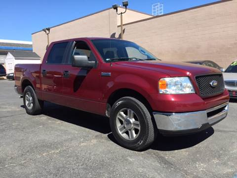 2006 Ford F-150 for sale at Cars 2 Go in Clovis CA