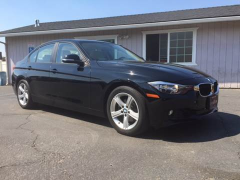 2013 BMW 3 Series for sale at Cars 2 Go in Clovis CA
