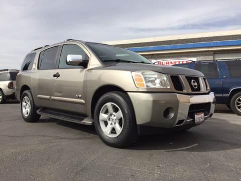 2007 Nissan Armada for sale at Cars 2 Go in Clovis CA
