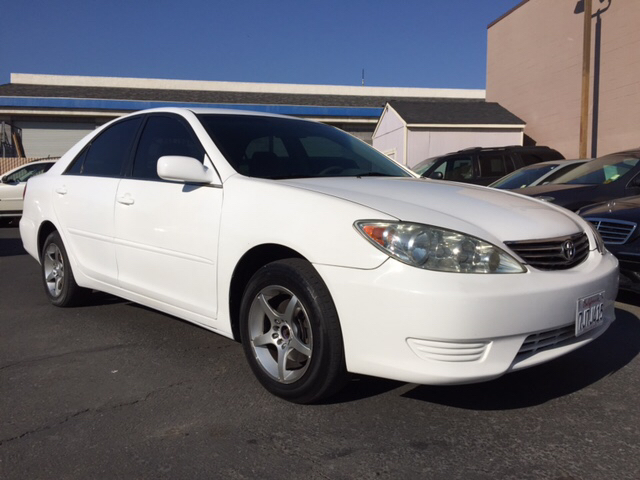 2005 Toyota Camry for sale at Cars 2 Go in Clovis CA