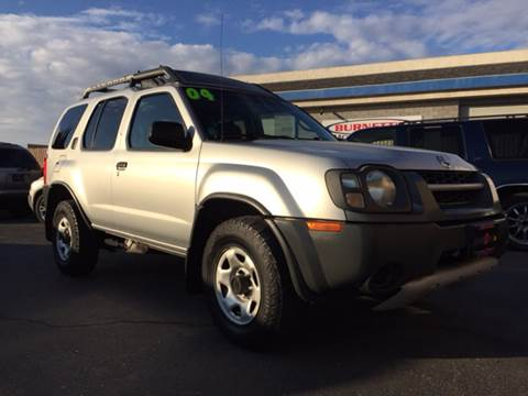 2004 Nissan Xterra for sale at Cars 2 Go in Clovis CA