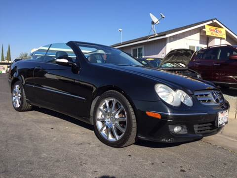 2007 Mercedes-Benz CLK for sale at Cars 2 Go in Clovis CA