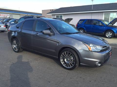 2011 Ford Focus for sale at Cars 2 Go in Clovis CA