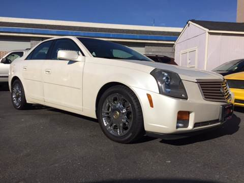 2003 Cadillac CTS for sale at Cars 2 Go in Clovis CA