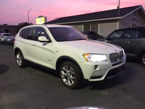 2011 BMW X3 for sale at Cars 2 Go in Clovis CA