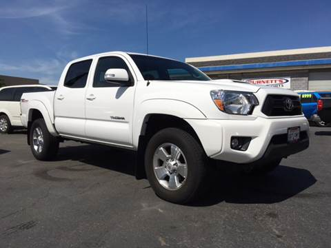 2014 Toyota Tacoma for sale at Cars 2 Go in Clovis CA