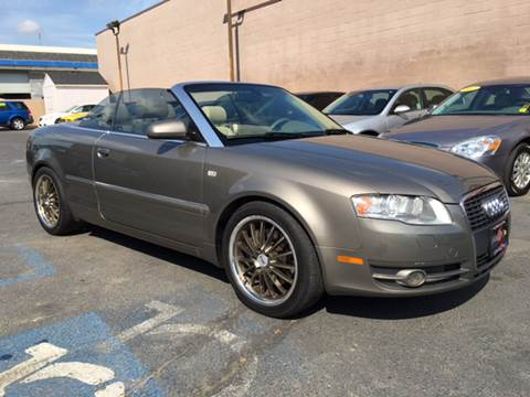 2007 Audi A4 for sale at Cars 2 Go in Clovis CA