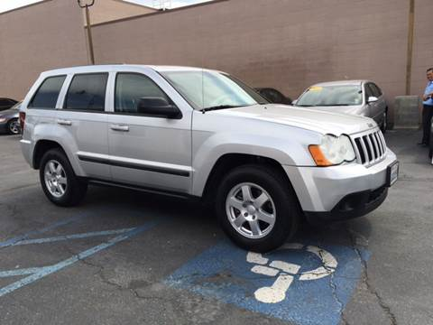 2008 Jeep Grand Cherokee for sale at Cars 2 Go in Clovis CA