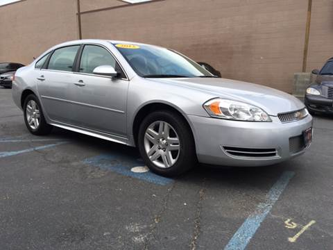 2013 Chevrolet Impala for sale at Cars 2 Go in Clovis CA