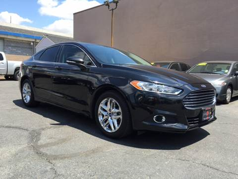2014 Ford Fusion for sale at Cars 2 Go in Clovis CA