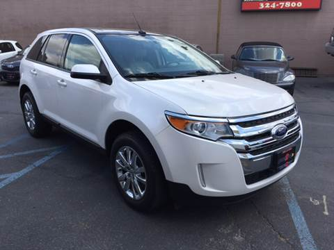2013 Ford Edge for sale at Cars 2 Go in Clovis CA
