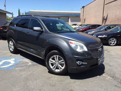 2010 Chevrolet Equinox for sale at Cars 2 Go in Clovis CA