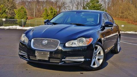 2010 Jaguar XF for sale in Philadelphia, PA