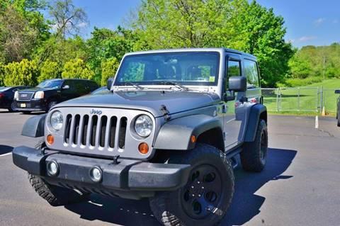 2013 Jeep Wrangler for sale in Philadelphia, PA