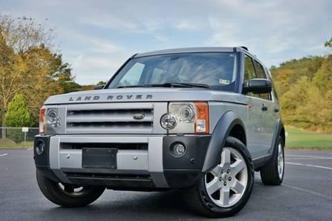 2007 Land Rover LR3 for sale in Philadelphia, PA