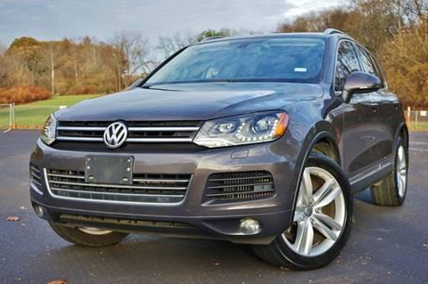 2012 Volkswagen Touareg for sale in Philadelphia, PA