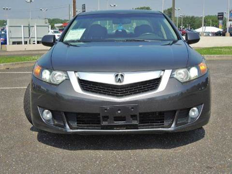 2009 Acura TSX for sale at Speedy Automotive in Philadelphia PA