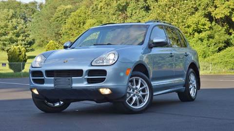 2006 Porsche Cayenne for sale at Speedy Automotive in Philadelphia PA