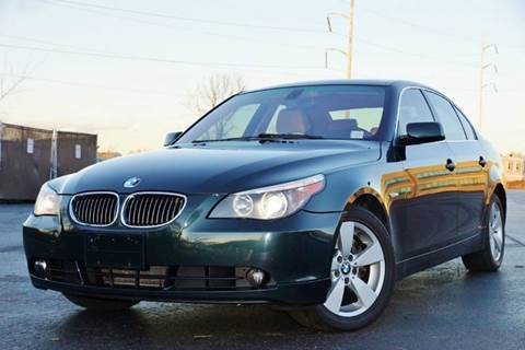 2007 BMW 5 Series for sale at Speedy Automotive in Philadelphia PA