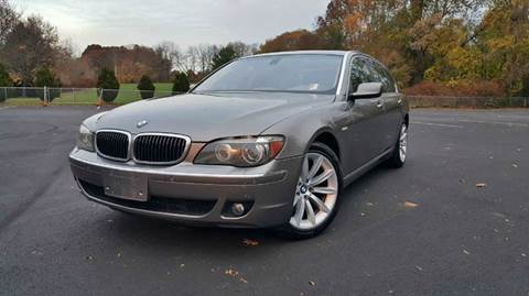 2007 BMW 7 Series for sale at Speedy Automotive in Philadelphia PA