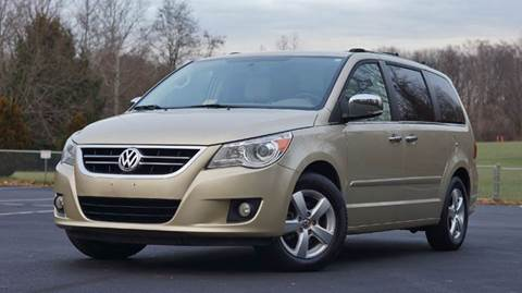 2010 Volkswagen Routan for sale at Speedy Automotive in Philadelphia PA