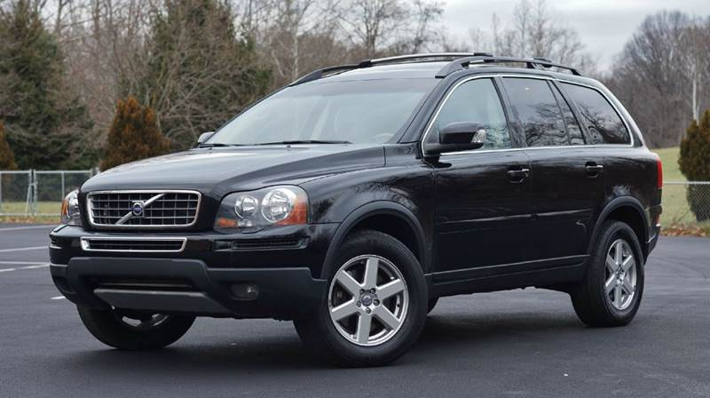 2007 Volvo Xc90 3 2 Awd 4dr Suv W Versatility Package In