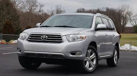 2009 Toyota Highlander for sale at Speedy Automotive in Philadelphia PA