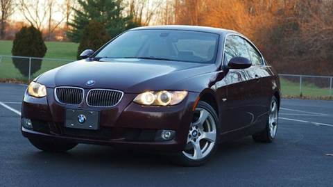 2008 BMW 3 Series for sale at Speedy Automotive in Philadelphia PA