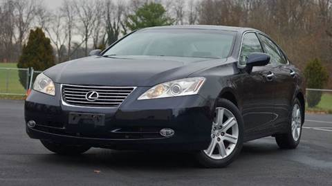 2008 Lexus ES 350 for sale at Speedy Automotive in Philadelphia PA