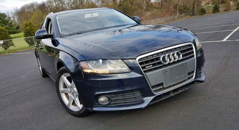 2009 Audi A4 for sale at Speedy Automotive in Philadelphia PA