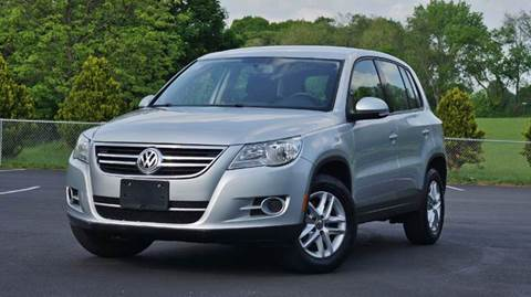 2011 Volkswagen Tiguan for sale at Speedy Automotive in Philadelphia PA