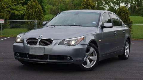 2007 BMW 5 Series for sale at Speedy Automotive in Philadelphia PA