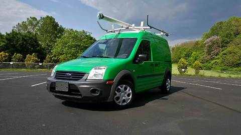 2012 Ford Transit Connect for sale at Speedy Automotive in Philadelphia PA