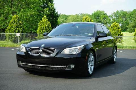 2008 BMW 5 Series for sale at Speedy Automotive in Philadelphia PA