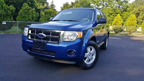 2008 Ford Escape for sale at Speedy Automotive in Philadelphia PA