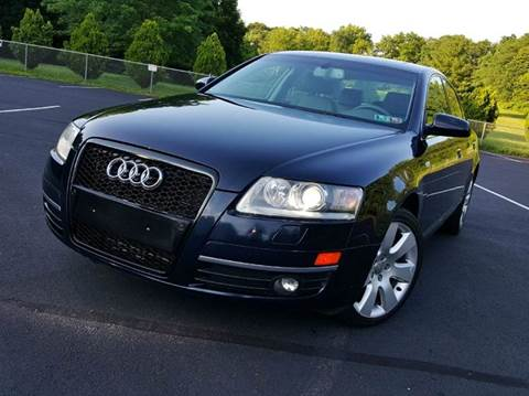 2005 Audi A6 for sale at Speedy Automotive in Philadelphia PA
